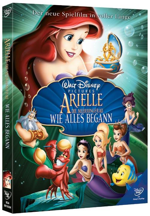 Arielle-die-Meerjungfrau-3-Wie-alles-begann-DVD-NEU